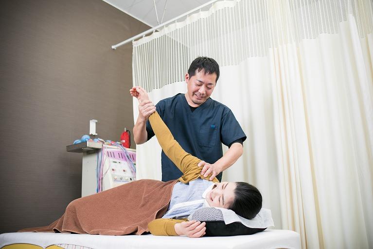 当院の治療法|田村郡の大和田接骨院