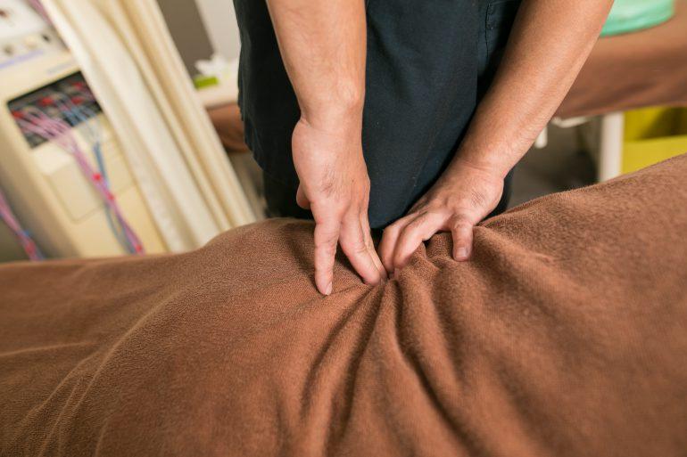 慢性的な腰痛の治療|田村郡の大和田接骨院