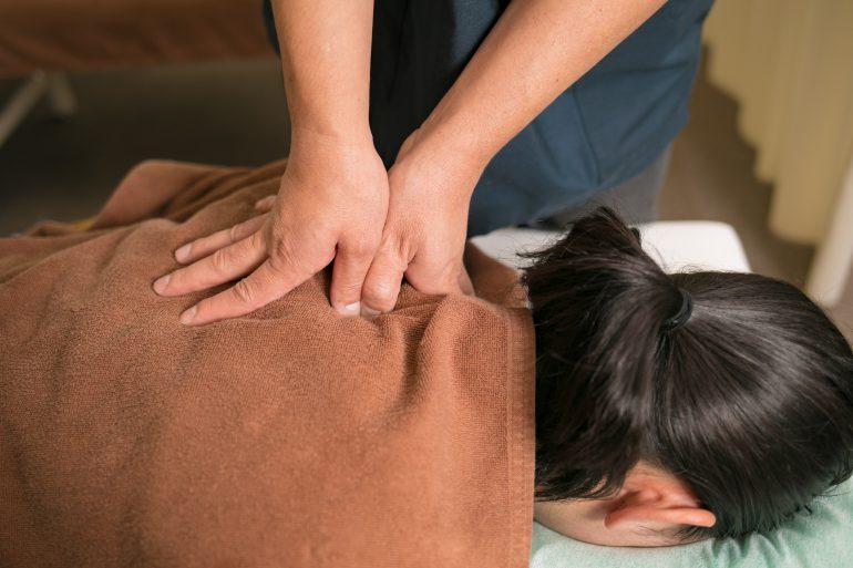肩こり・肩の痛みの治療|田村郡の大和田接骨院